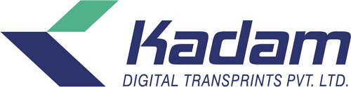 Kadam Digital Transprints Pvt. Ltd. Retina Logo